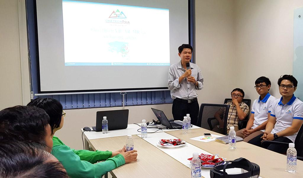 6月25日(水)にONETECH ASIA主催でVR/AR/MR(XR)UNITYイベントを開催しました。