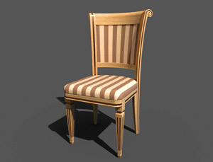 Onetech-3dcg-Modeling-07-chair