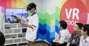 VR/AR/MR事業